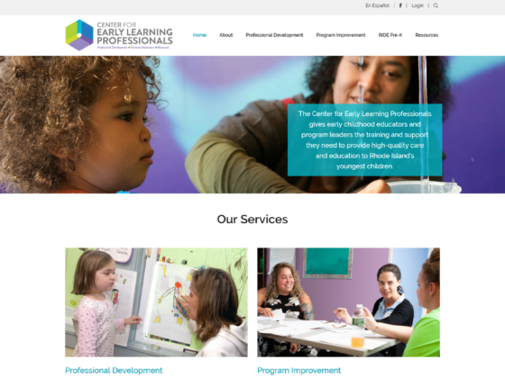 Center for Early Learning Professionals