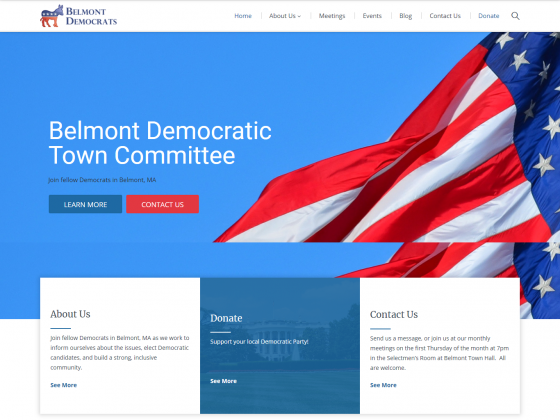 Belmont Democratic Town Committee