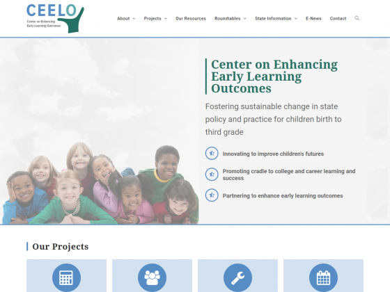 Center on Enhancing Early Learning Outcomes