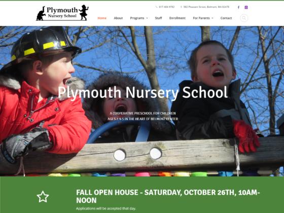 Plymouth Nursery School