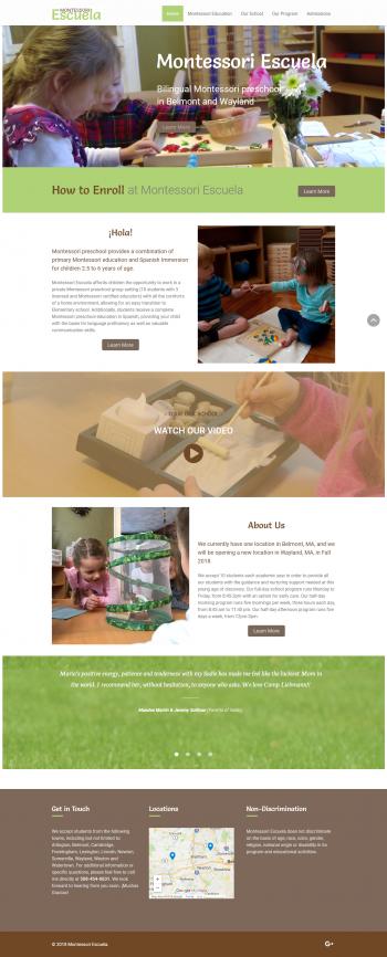 Montessori Escuela