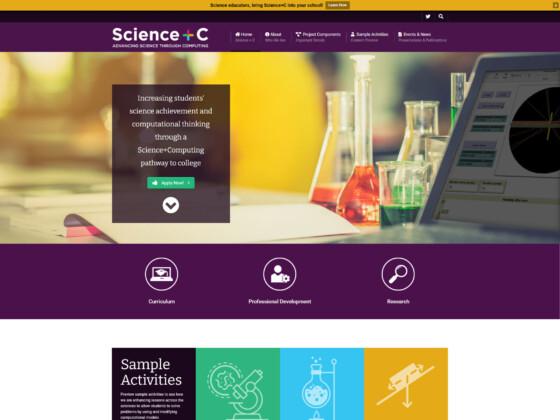Science + C