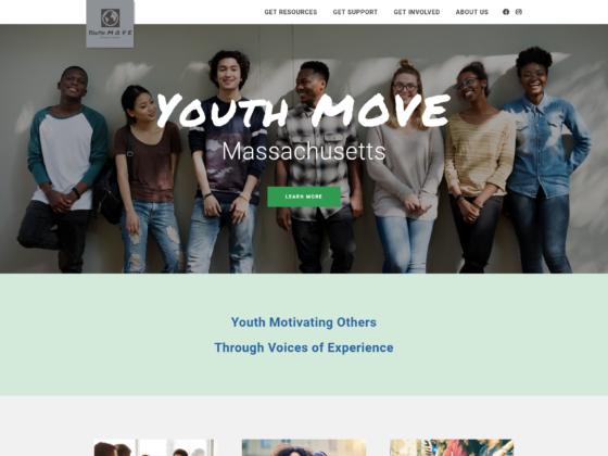 Youth MOVE Massachusetts